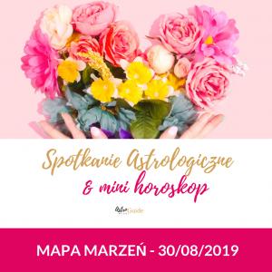MAPA MARZEŃ – 30/08/2019 – Warszawa – PREMIUM