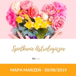 MAPA MARZEŃ – 30/08/2019 – Warszawa