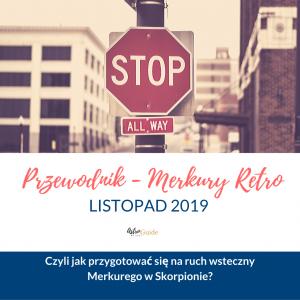 Przewodnik – Merkury Retro – Listopad 2019