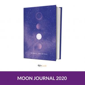 MOON JOURNAL, czyli księżycowy kalendarz