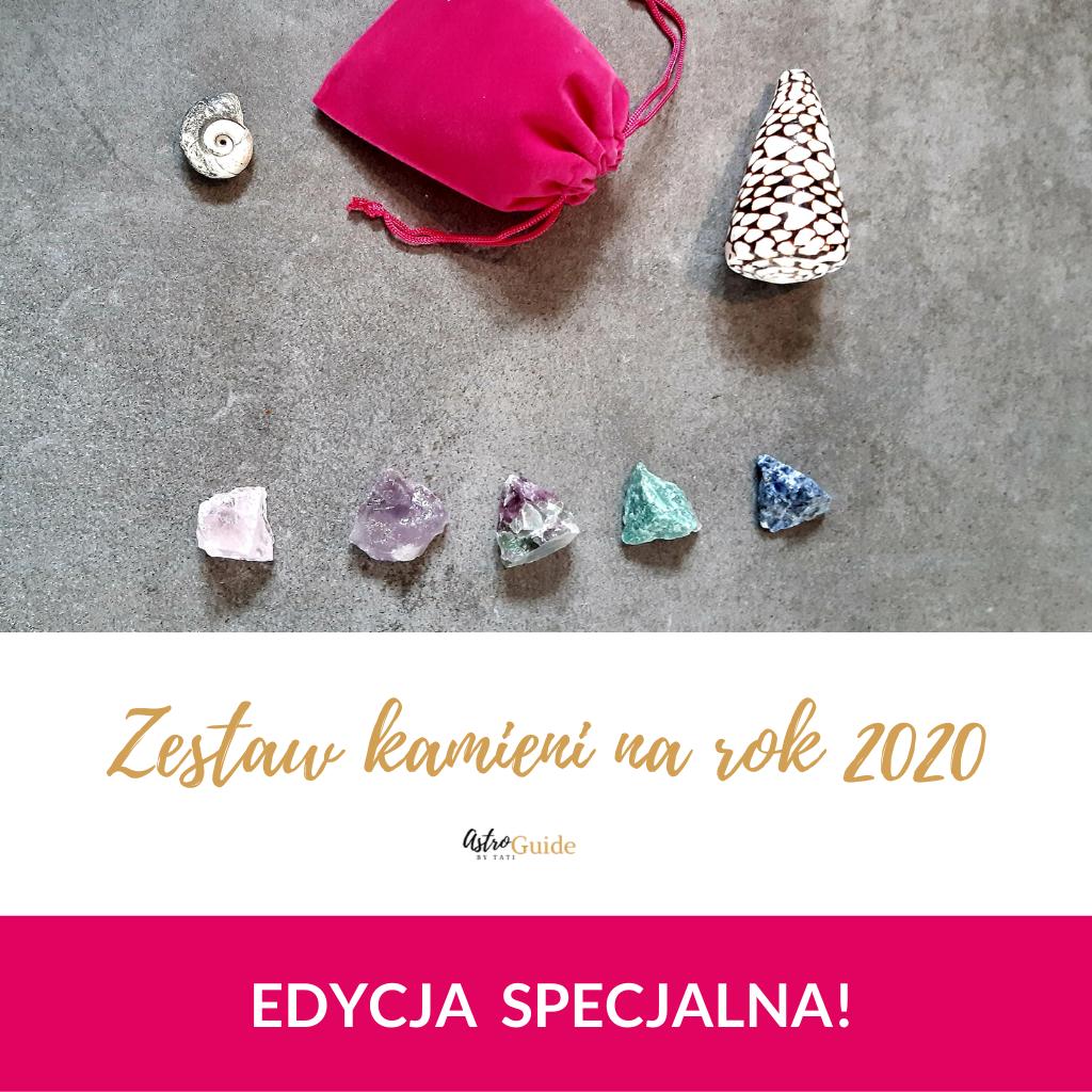 Zestaw kamieni na rok 2020 – EDYCJA SPECJALNA!