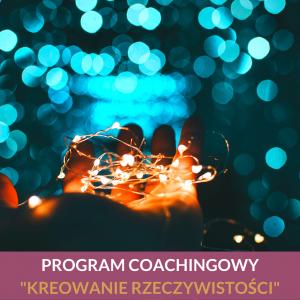 6 Tygodniowy Intensywny Program Coachingowy 1:1