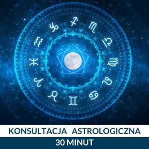 KONSULTACJA ASTROLOGICZNA – 30 minut
