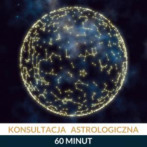 KONSULTACJA ASTROLOGICZNA – 60 minut
